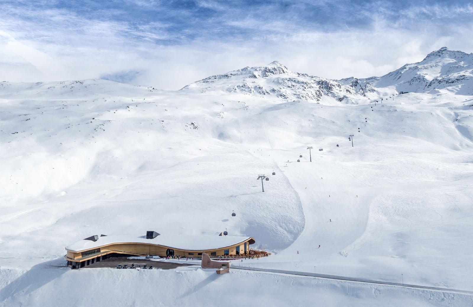 Skigebiet Obergurgel