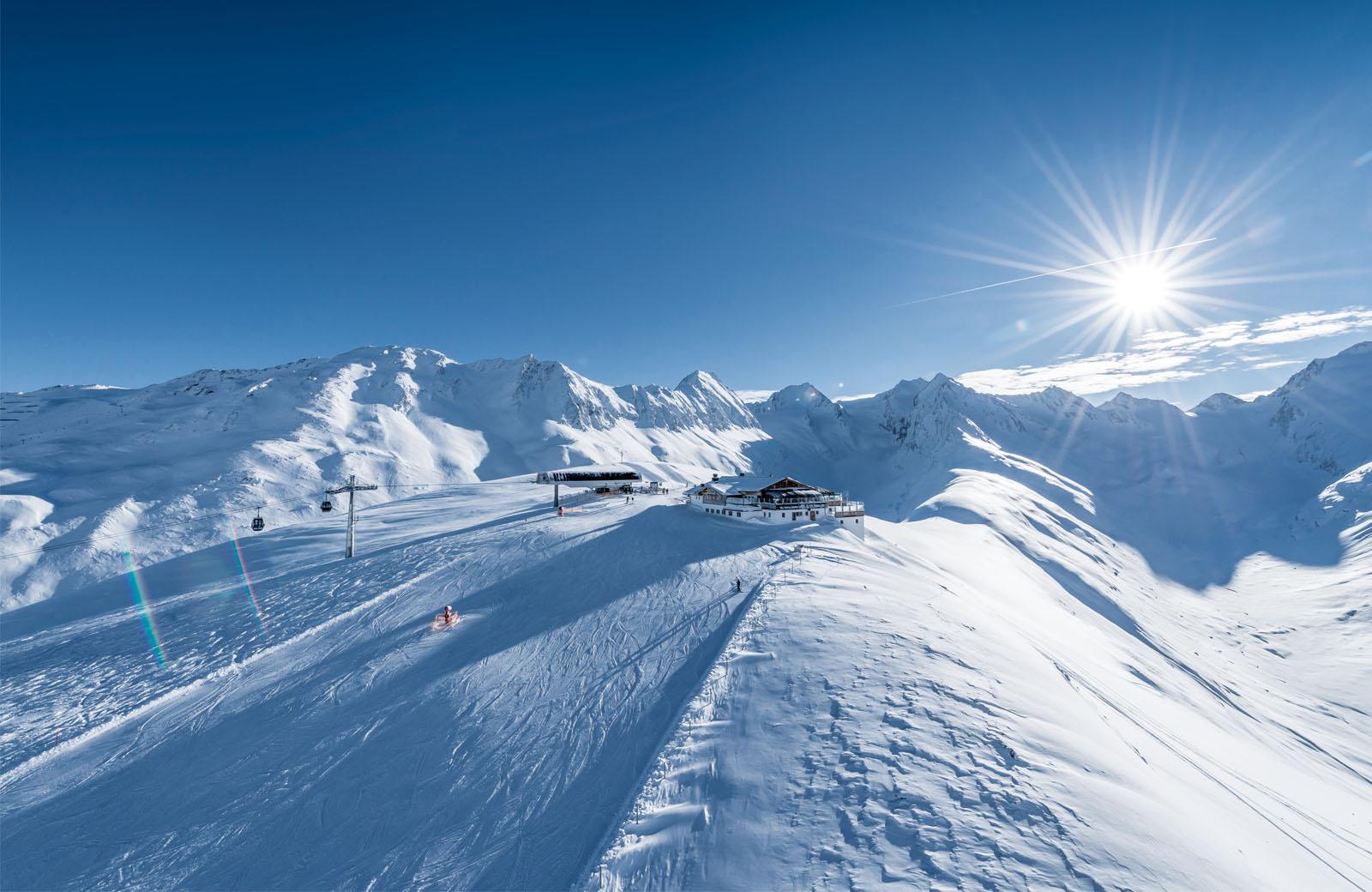 Obergurgel Skigebiet