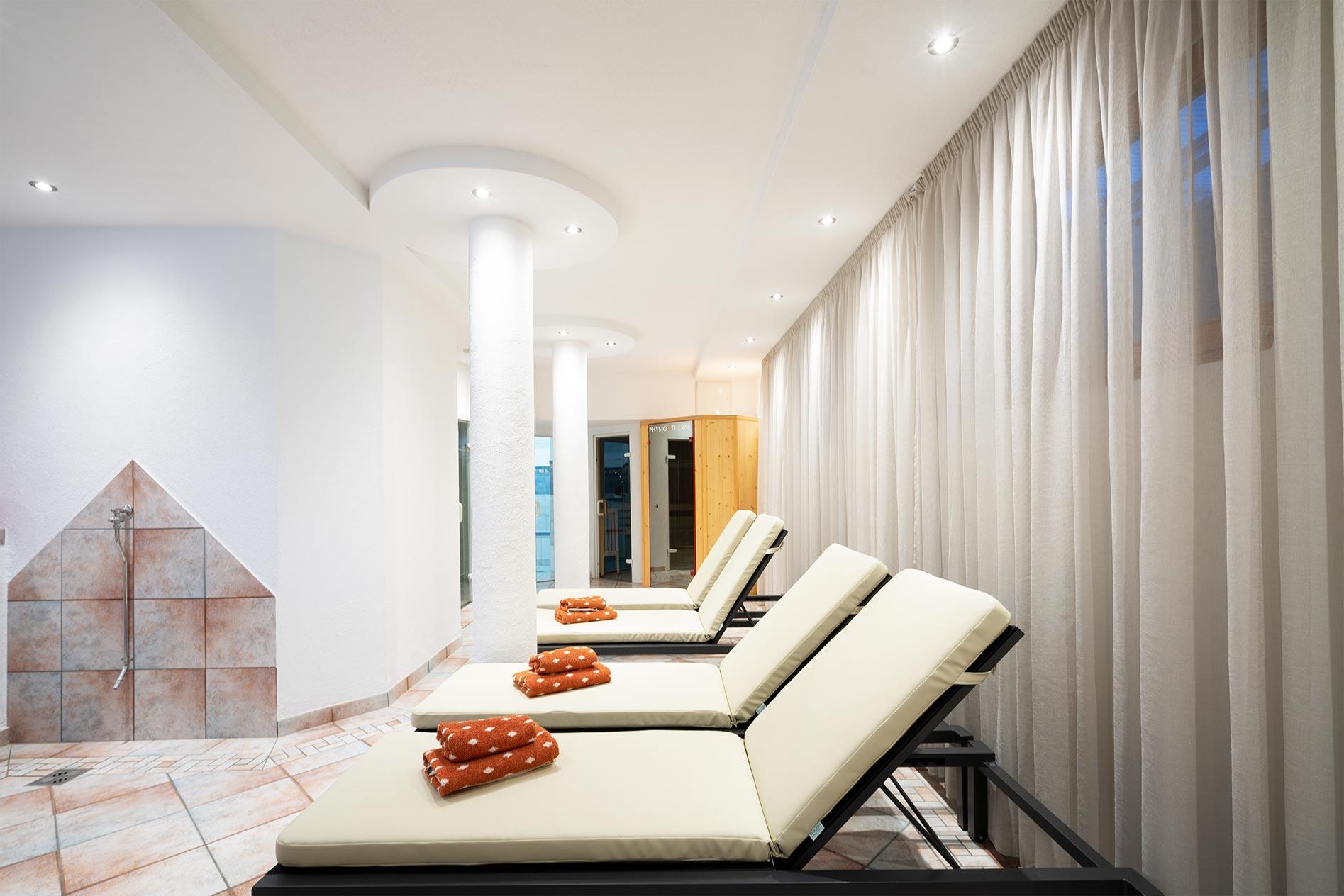 Sauna Zwieselstein Apartments
